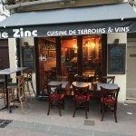 Bilde fra Le Zinc