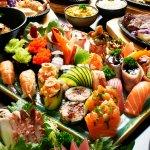 Rodízio com mais de 35 opções de pratos à vontade