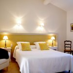 """Chambre de l' Appart Hotel """"les tournesols"""""""