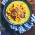 Balinese yellow curry
