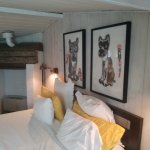 Main Bedroom in C1 Cottage