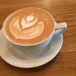 Beautiful espresso drinks...