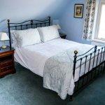 King sized double bedroom