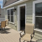 sandy shores condo - deck