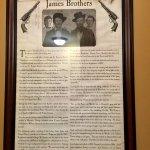 Story about Jesse James