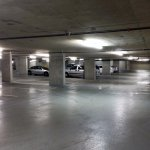 Free indoor parking just 150 m. from the hotel
