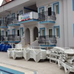we booked this hotel 2 months ago as all inclusive. just at check in day 12 oclock they call me