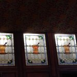 Stained glass from pharmacy days