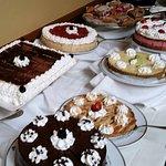 Sunday Brunch Dessert Room