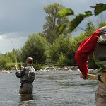 Orvis-endorsed fly fishing