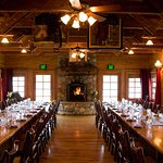 Dining Room at The Home Ranch