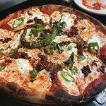Knickerbocker Pizza (spicy)