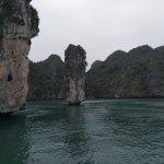 Chopstick island