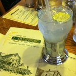 Old Time Lime Rickey At The Goldenrod, York Beach, Maine