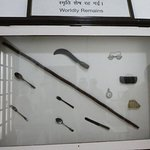 Gandhi personal possessions when he died