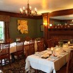 Group Dining at Oxford House Inn & Restaurant