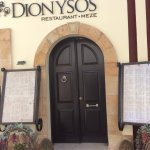 Dionysos Restaurant-Bar
