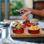 Tasca tasting plate - the perfect start to your meal