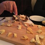 Do yourself a favor... get the cheese course with the wine pairing!