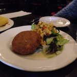 You gotta try the crabcakes!