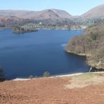 Looking towards Grasmere from Loughrigg
