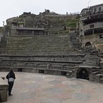 Overview of the Minack Theatre