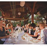 Merridale Outdoor Dining at the Cookhouse