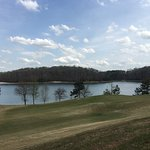 Lake Lanier from the Golf Course