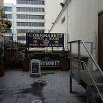 The Cornmarket Pub.