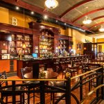 Bentley's Grill, our bar and lounge