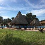 Ecoplaya pool, hotel room and beach