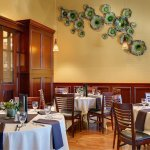 The Liberty Room, private dinning in Bentley's Grill