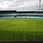 Splendid cricket ground
