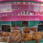 cinnamn rolls croissants and pain du chocolat:)