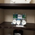 Photo de Holiday Inn Express Hotel & Suites Graham