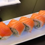 Red tiger roll