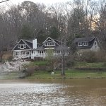 Arbor House from Lake