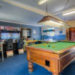 Games room for the kids - although it has proven popular with adults too