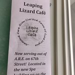 Lunch visit to ARE with dining at Leapin Lizard with ocean view