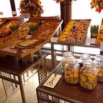 Buffet Spread-Restaurant Tarttoria