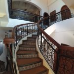 stairs to the 2nd floor