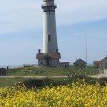 Pigeon Point Light Station Foto