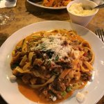 Great food. Pastas delicious and the pizza amazing