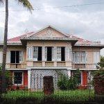 the Sanson-Montinola Antillan House