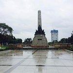 the Rizal Memorial (and Torre de Manila)