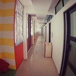 Corridors to Dorm Rooms