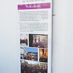 """Tablet about the """"Plaza Mayor"""" at the city hall."""
