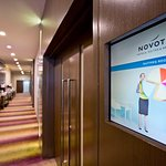 Meetings rooms at Novotel on Level 5