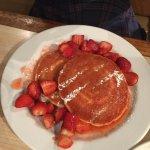 Pancake desert