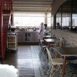 Breakfast space - Terrace
